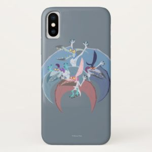 Pterodactyl Group Stack Case-Mate iPhone Case