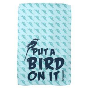 Put a Bird On It! Hand Towel