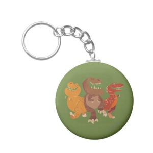 Rancher Group Graphic Keychain