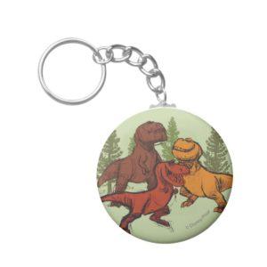 Ranchers Sketch Keychain
