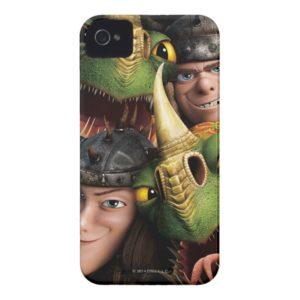 Ruffnut, Tuffnut & Belch, Barf Case-Mate iPhone Case
