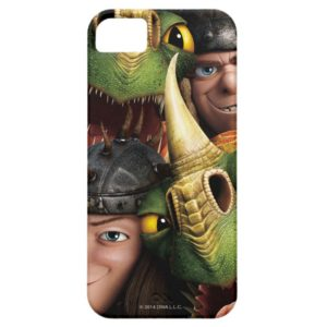 Ruffnut, Tuffnut & Belch, Barf Case-Mate iPhone Case
