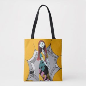 Sally in Spider Web Tote Bag