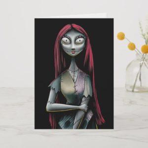 Sally   Scream Queen Holiday Card