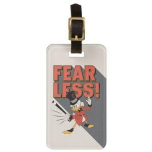 Scrooge McDuck | Fearless! Bag Tag