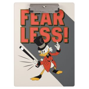 Scrooge McDuck   Fearless! Clipboard