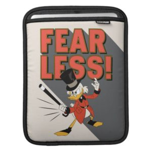Scrooge McDuck | Fearless! iPad Sleeve