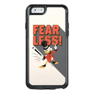 Scrooge McDuck | Fearless! OtterBox iPhone Case