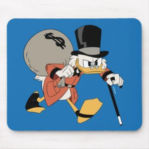 Scrooge McDuck   Find Your Fortune Mouse Pad