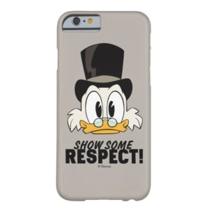 Scrooge McDuck | Show Some Respect! Case-Mate iPhone Case