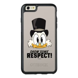 Scrooge McDuck | Show Some Respect! OtterBox iPhone Case