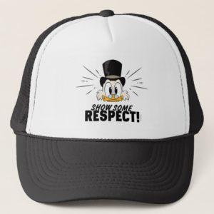 Scrooge McDuck | Show Some Respect! Trucker Hat
