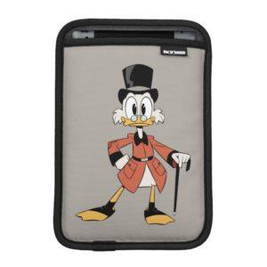 Scrooge McDuck | Work Hard Quack Hard iPad Mini Sleeve