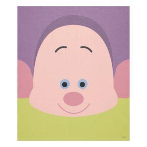 Seven Dwarfs - Dopey Character Body Fleece Blanket