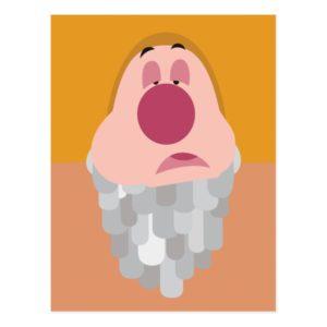 Seven Dwarfs - Sneezy Character Body Postcard