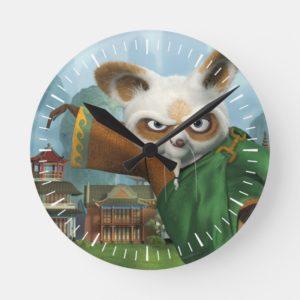 Shifu Ready Round Clock