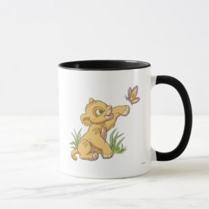 Simba Disney Mug