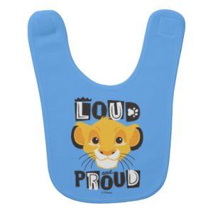Simba | Loud And Proud Bib