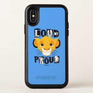Simba | Loud And Proud OtterBox iPhone Case