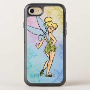 Sketch Tinker Bell 2 OtterBox iPhone Case