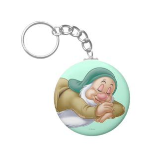 Sleepy Keychain