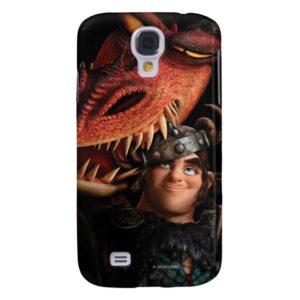 Snotlout & Hookfang Galaxy S4 Cover