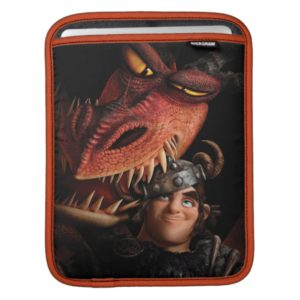 Snotlout & Hookfang Sleeve For iPads