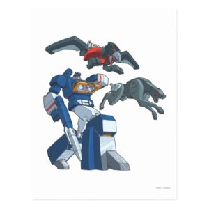 Soundwave 3 postcard