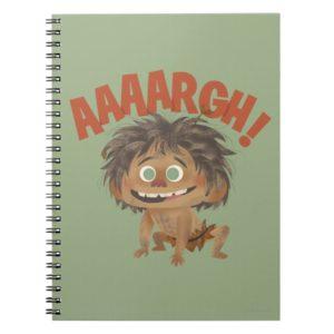 Spot AAAARGH! Notebook