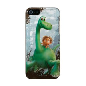Spot And Arlo Walking Through Forest Incipio iPhone Case