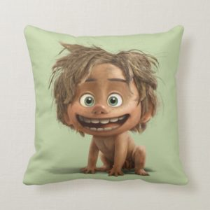 Spot Drawing Throw Pillow