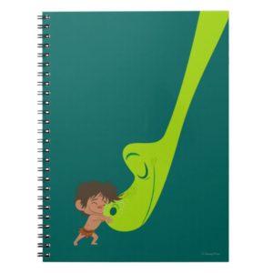 Spot Hugs Arlo Notebook