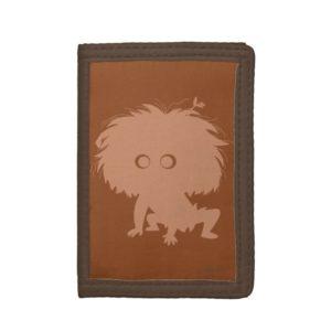 Spot Silhouette Tri-fold Wallet