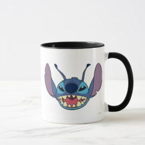 Stitch Big Smile Mug