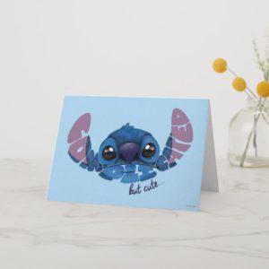 Stitch | Complicated But Cute 2 Card
