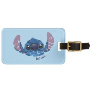 Stitch | Complicated But Cute 2 Luggage Tag