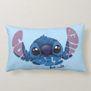 Stitch | Complicated But Cute 2 Lumbar Pillow