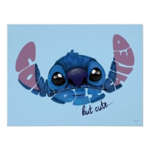 Stitch | Complicated But Cute 2 Poster