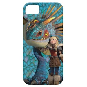 Stormfly And Astrid Case-Mate iPhone Case
