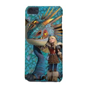 Stormfly And Astrid iPod Touch (5th Generation) Case