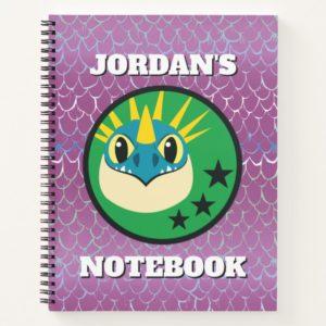 Stormfly Star Emblem Notebook