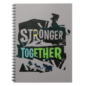 Stronger Together Lion Guard Graphic Notebook