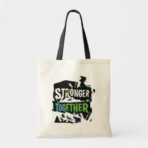 Stronger Together Lion Guard Graphic Tote Bag