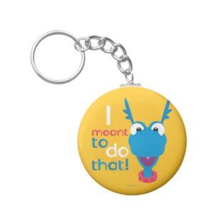 Stuffy - I Meant to do That Keychain