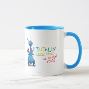 Stuffy - I Totally Knew that Mug