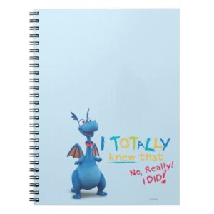 Stuffy - I Totally Knew that Notebook