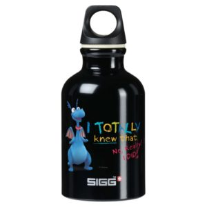 Stuffy - I Totally Knew that Water Bottle