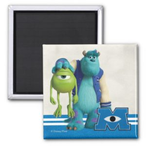 Sulley Holding Mike Magnet