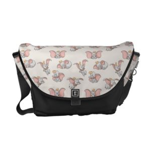 Sweet Dumbo Pattern Courier Bag