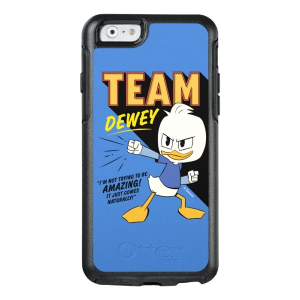 Team Dewey OtterBox iPhone Case